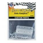 Pinecar Axle Keepers - WOO458