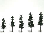 Woodland Scenics - Conifer Trees - WOO1560