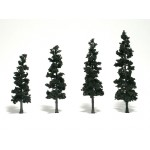 Woodland Scenics - Conifer Trees - WOO1561