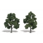 Woodland Scenics - Medium Green Trees - WOO1516