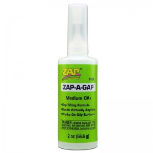 Zap-A-Gap 2oz CA+   -  Zap PT-01