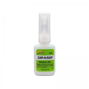 Zap-A-Gap 1/2oz CA+   -  Zap PT-03