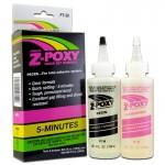Zap 8oz 5 min epoxy   -  Zap PT-38