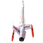 Interceptor Model Rocket Kit  - Estes 1250
