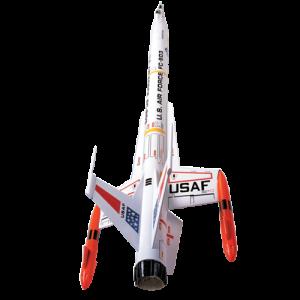 Interceptor Model Rocket Kit  - Estes 1250