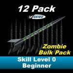Zombie Model Rocket Kit (12 pk)  - Estes 1704