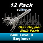 Star Hopper Model Rocket Kit (12 pk)  - Estes 1721
