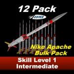 Nike Apache Rocket Kit (12 pk)  - Estes 1747