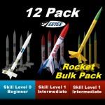 AVG Model Rocket Kit (12 pk)  - Estes1753