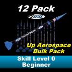 Spaceloft Model Rocket Kit (12 pk)  - Estes 1793