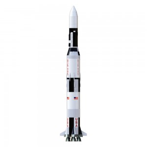 Saturn V Skylab Model Rocket Kit  - Estes 1973