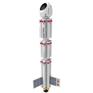Explorer Aquarius Model Rocket Kit  - Estes 7253