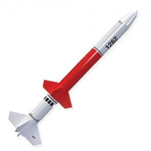 Red Nova Model Rocket Kit  - Estes 7266