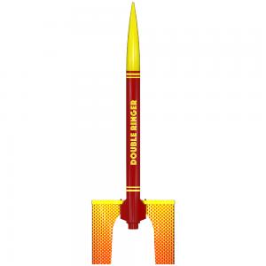 Double Ringer Rocket Kit  - Estes 7279