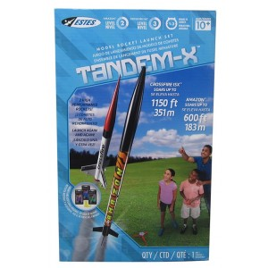 Tandem-X Launch Set  - Estes 1469