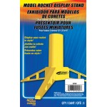 """D"" Rocket Display Stand  - Estes 2292"