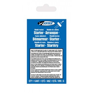 Solar Starters (6) - Estes 2302