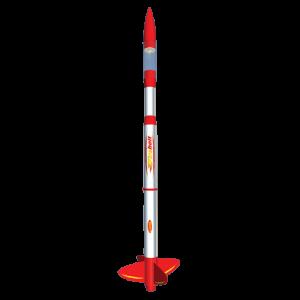 Firebolt Model Rocket Kit  - Estes 1956