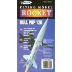 Bull Pup 12D Model Rocket Kit  - Estes 7000
