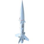 Bull Pup 12D Model Rocket Kit  - Estes 7000
