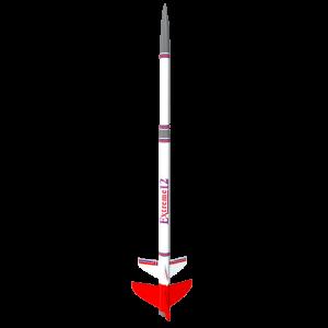 Extreme 12 Model Rocket Kit  - Estes 7225