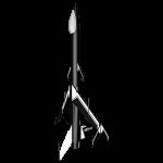 Lynx Model Rocket Kit  - Estes 7233