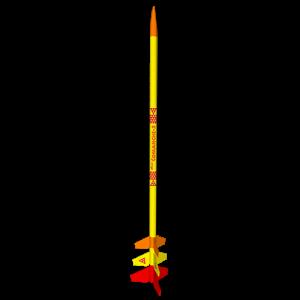 Comanche III Model Rocket Kit  - Estes 7245